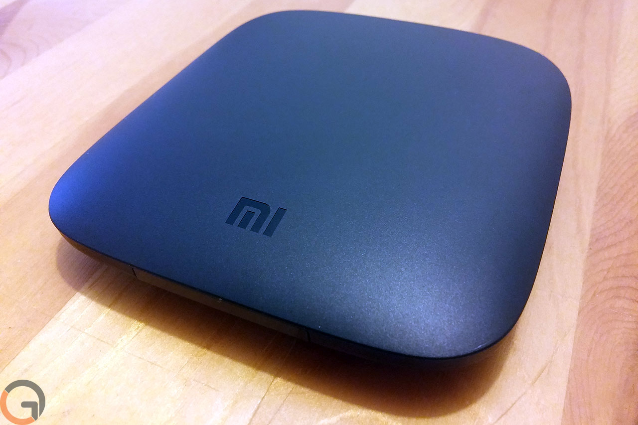 Xiaomi Mi Box (צילום: אורי אליאבייב, גאדג'טי)