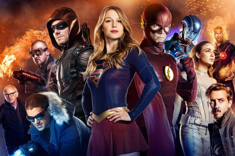 גיבורי העל של DC (תמונה: CW)