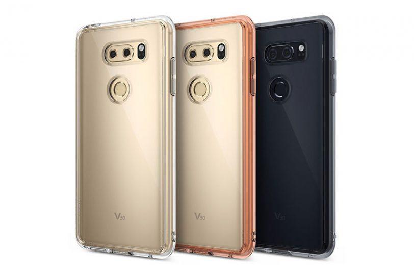 LG V30 (הדמיה)