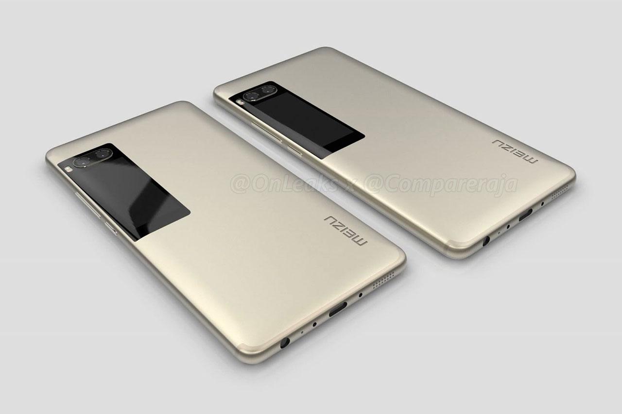 Meizu Pro 7 ו-Pro 7 Plus (הדלפה: OnLeaks)