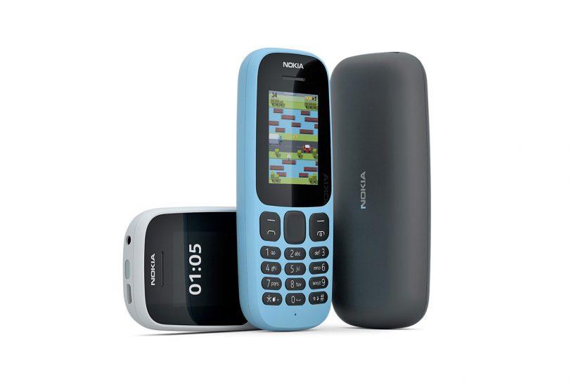 טלפון נוקיה 105 (תמונה באדיבות Nokia)