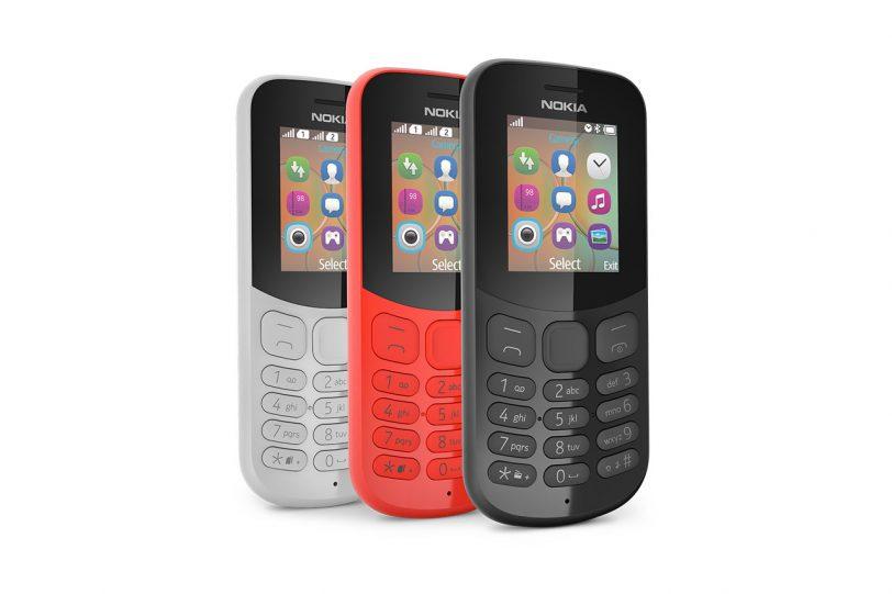 טלפון נוקיה 130 (תמונה: Nokia)