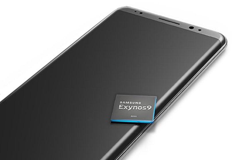מעבד Exynos 9 (תמונה: Samsung)