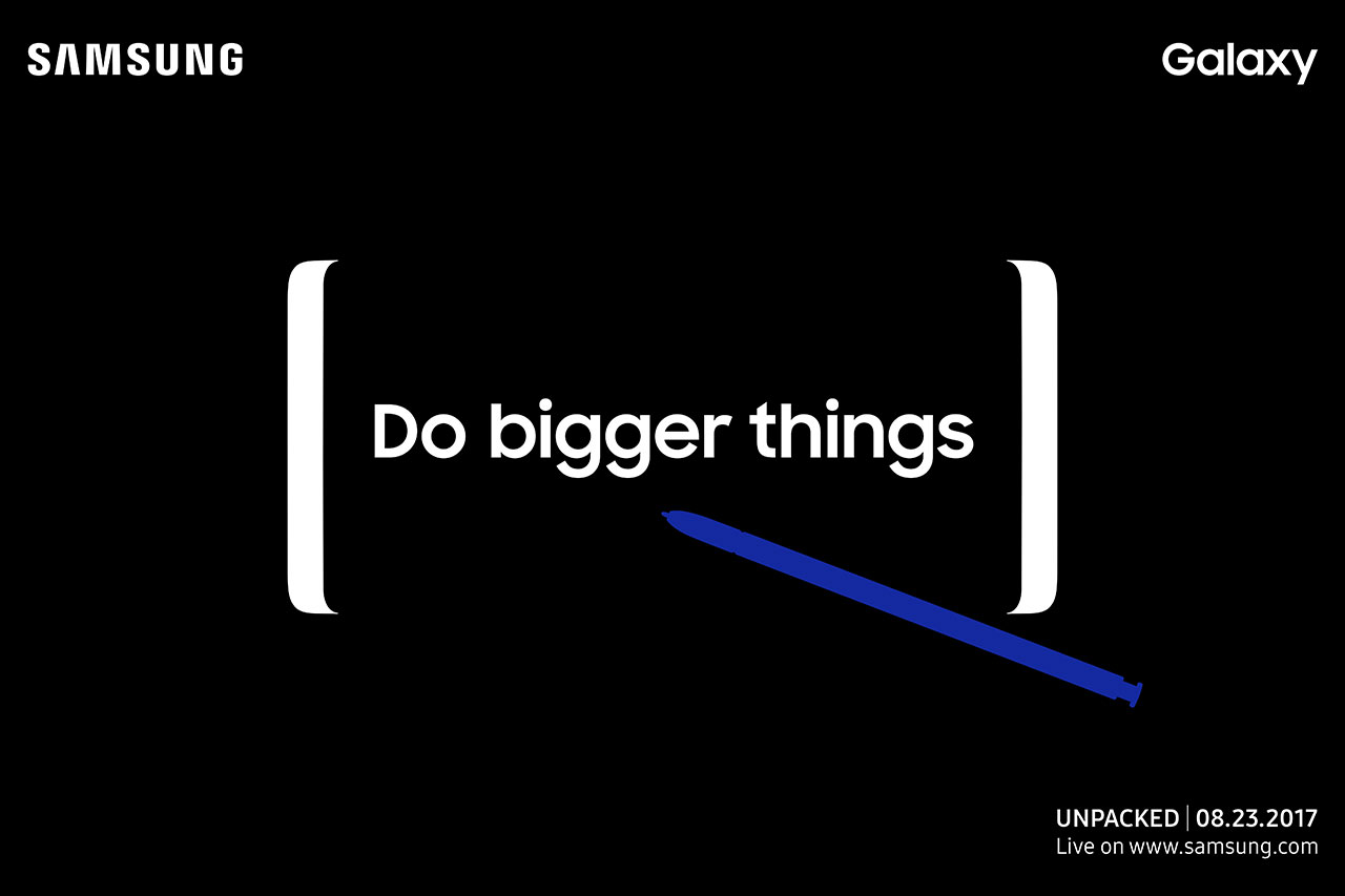 הזמנה לאירוע Unpacked של סמסונג (תמונה: Samsung)