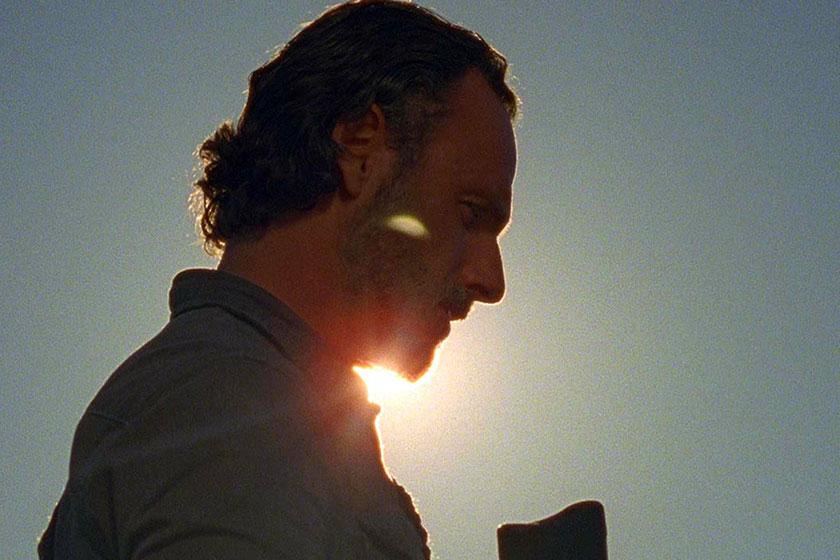 """מתוך """"המתים המהלכים"""", עונה 8 (תמונה באדיבות AMC)"""