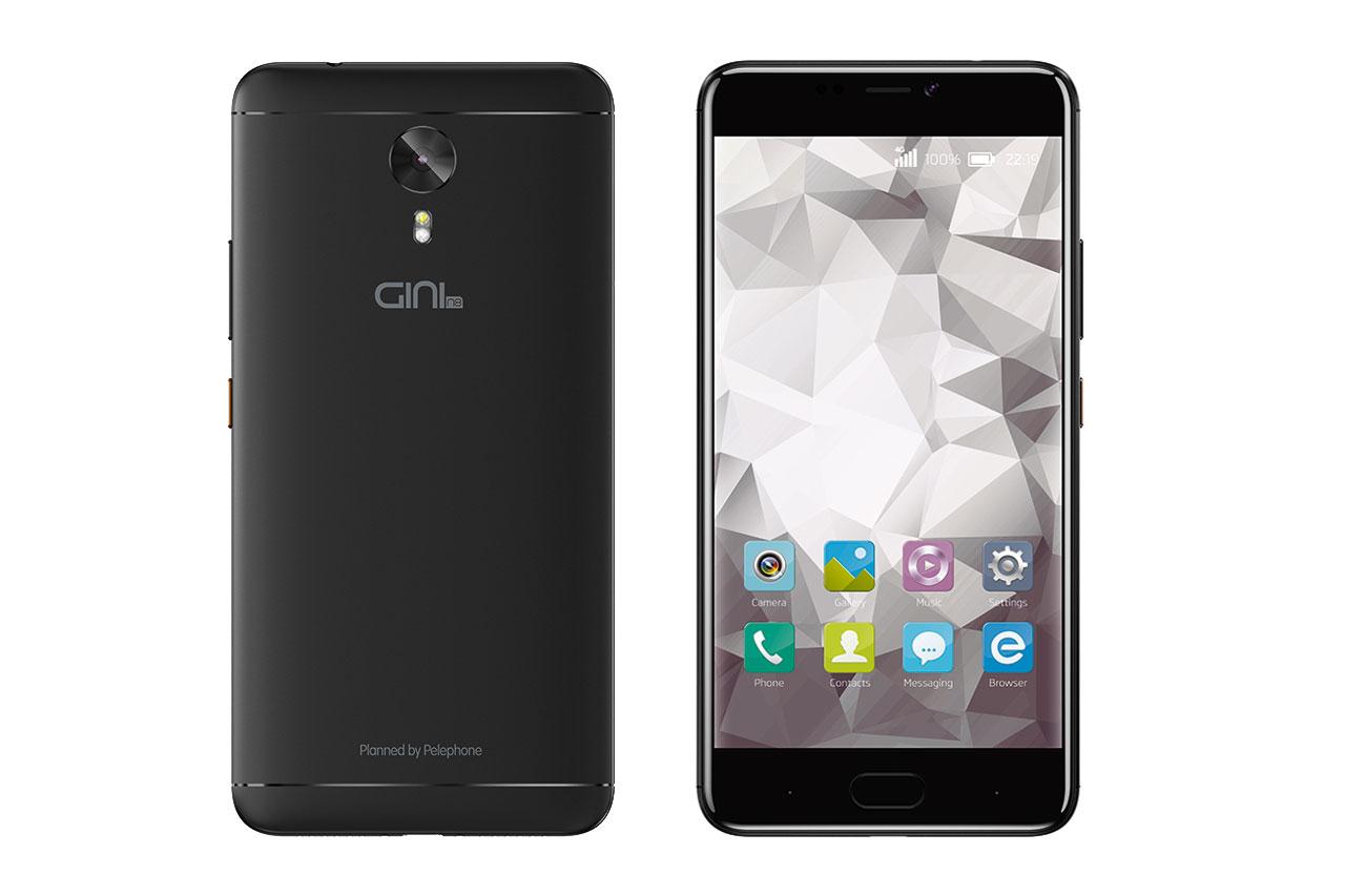 סמארטפון GINI N8 (תמונה באדיבות פלאפון)