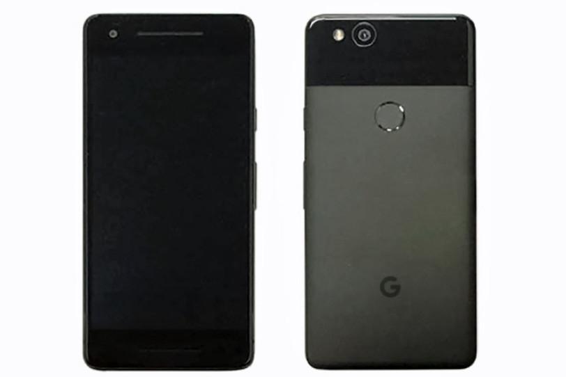 Google Pixel 2 (הדלפה)