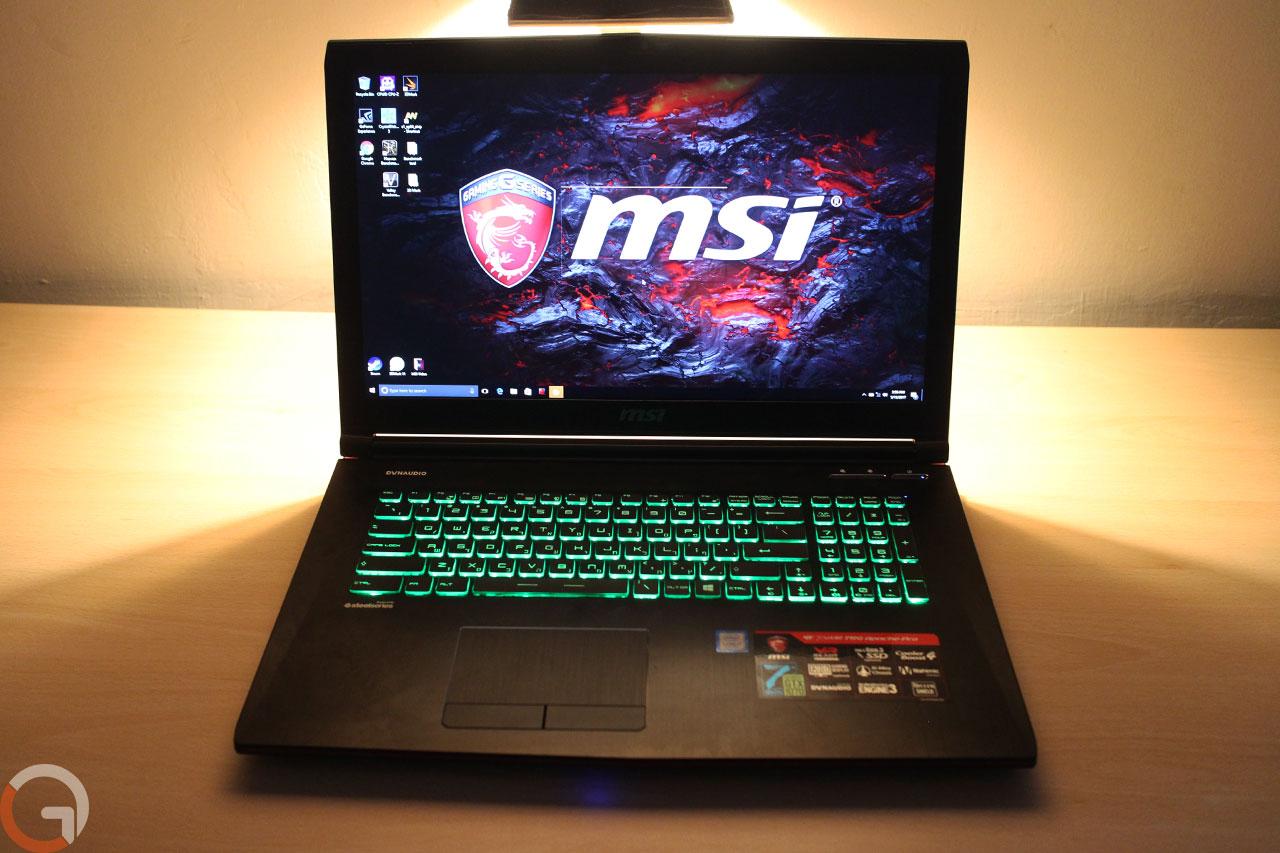מחשב MSI GE63VR 7RF Raider (צילום: רונן מנדזיצקי, גאדג'טי)
