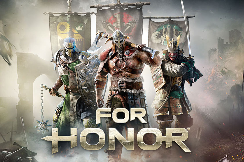 For Honor (תמונה: Ubisoft)