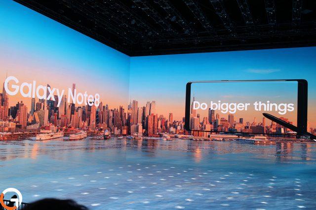הוכרז: Samsung Galaxy Note 8 – עם מסך ענק ומערך צילום כפול