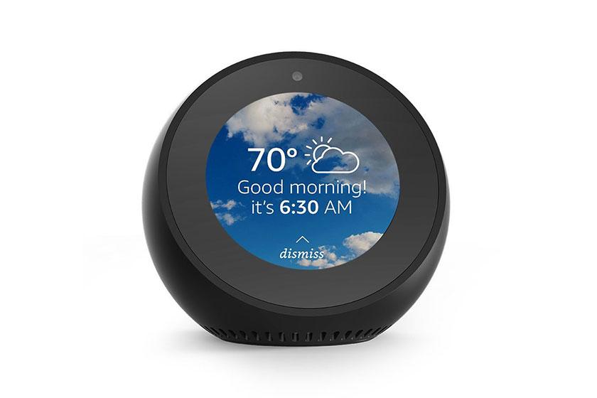 Echo Spot (תמונה: Amazon)