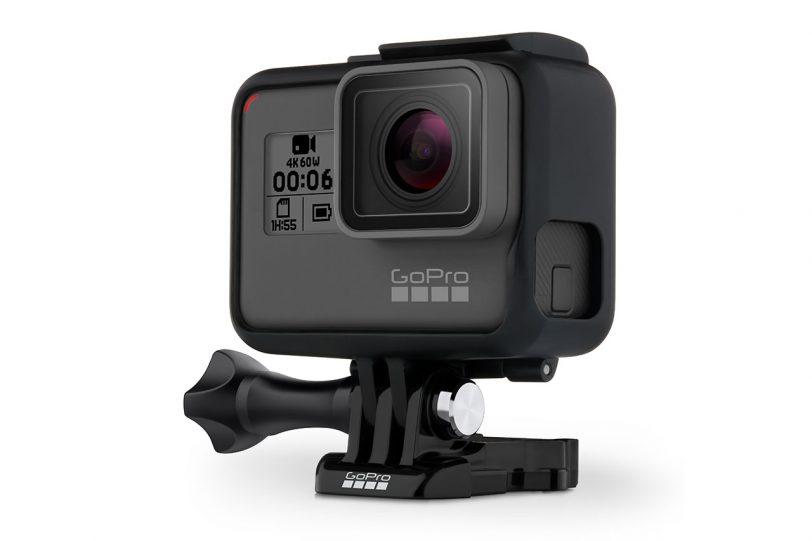 מצלמת GoPro Hero 6 Black (תמונה באדיבות GoPro)