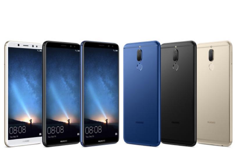 Huawei Mate 10 Lite (הדלפה)