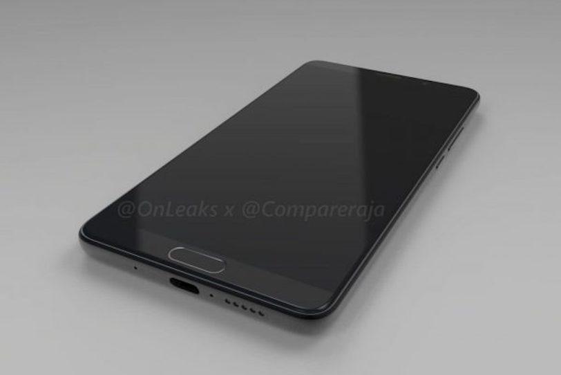 Huawei Mate 10 (הדלפה)