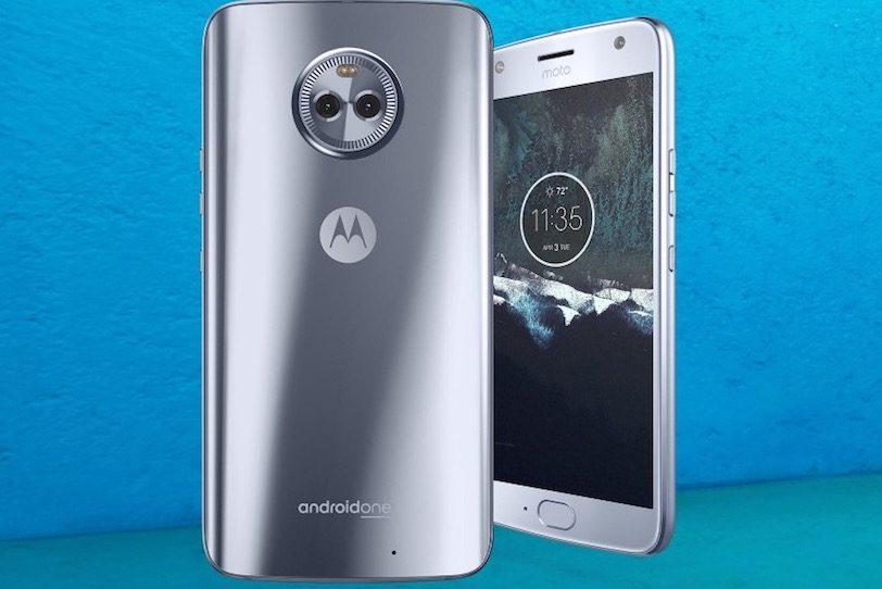 Lenovo Moto X4 Android One