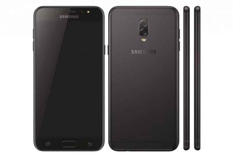 Galaxy J7 Plus 2017 (תמונה: סמסונג)