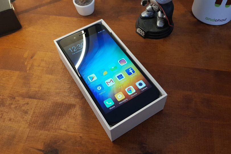 מודרניסטית פתיחת קופסה: Xiaomi Mi 5X / A1 – שוק ביניים מרגש OC-94