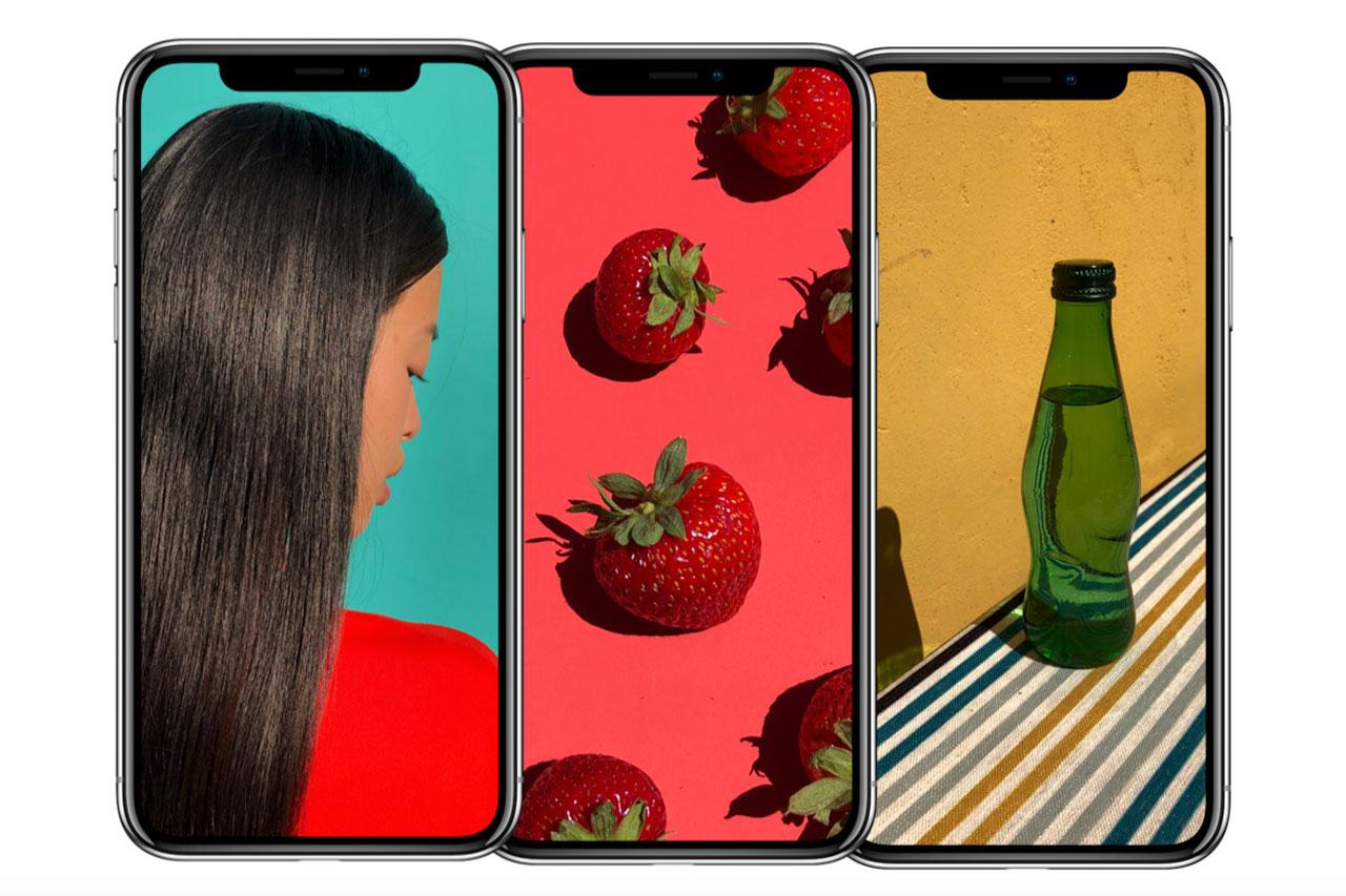 iPhone X (תמונה: Apple)