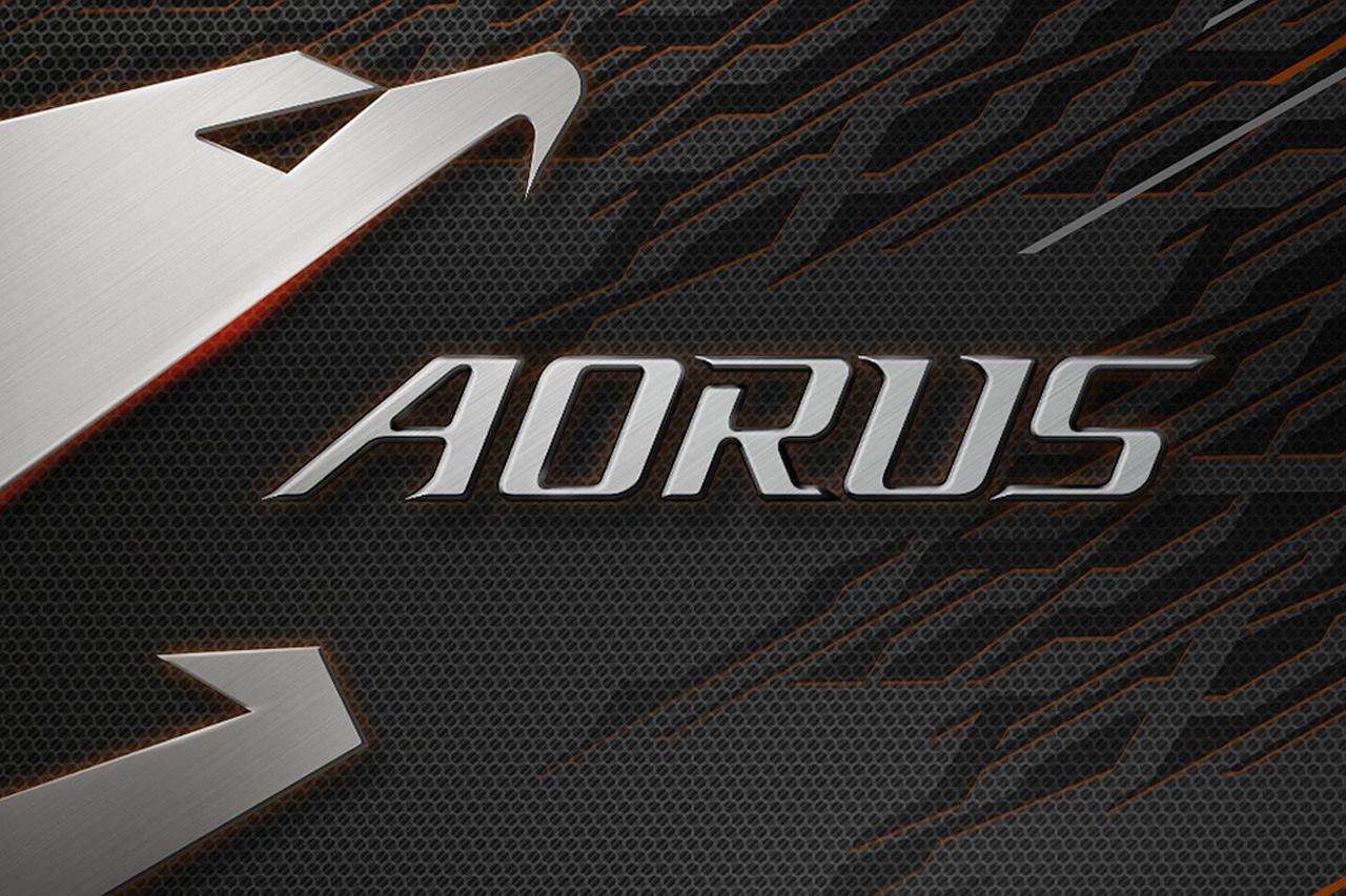 לוגו Aorus
