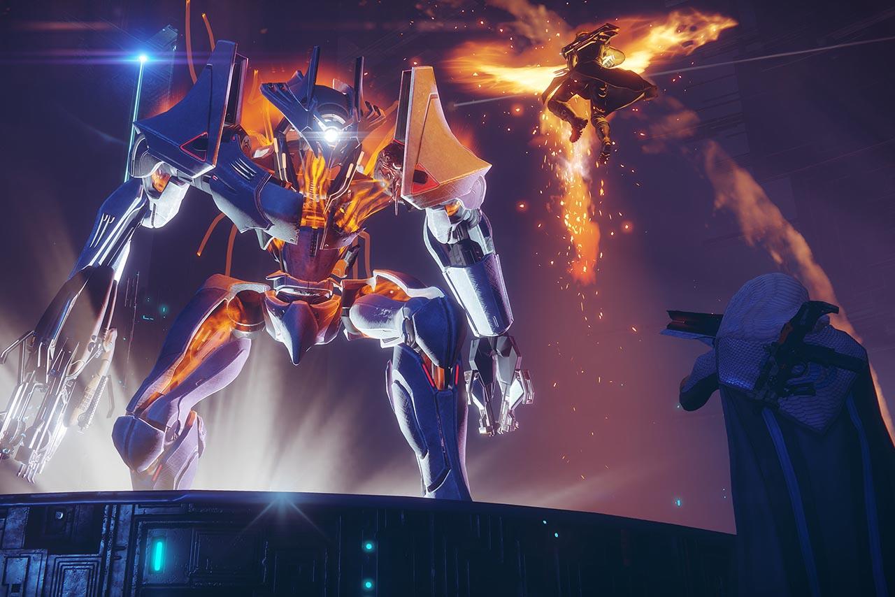 משחק Destiny 2