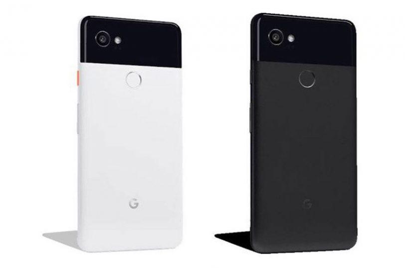 Google Pixel 2 XL (הדלפה: droid-life.com)