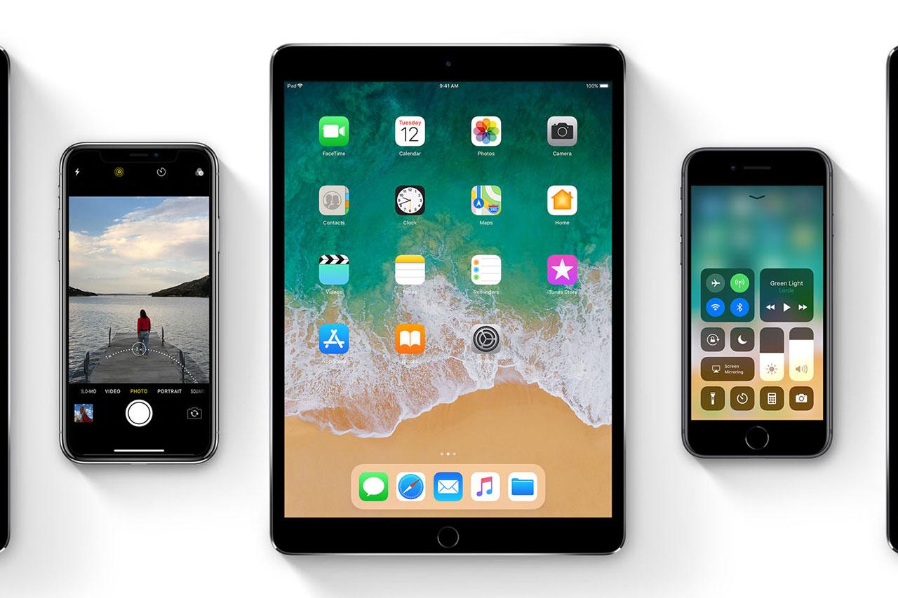 מערכת ההפעלה iOS 11
