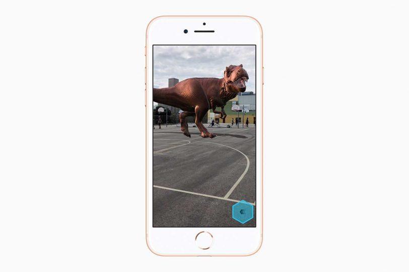 סדרת האייפון 8 (תמונה באדיבות Apple)