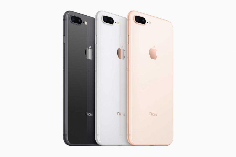 אייפון 8 פלוס (תמונה באדיבות Apple)