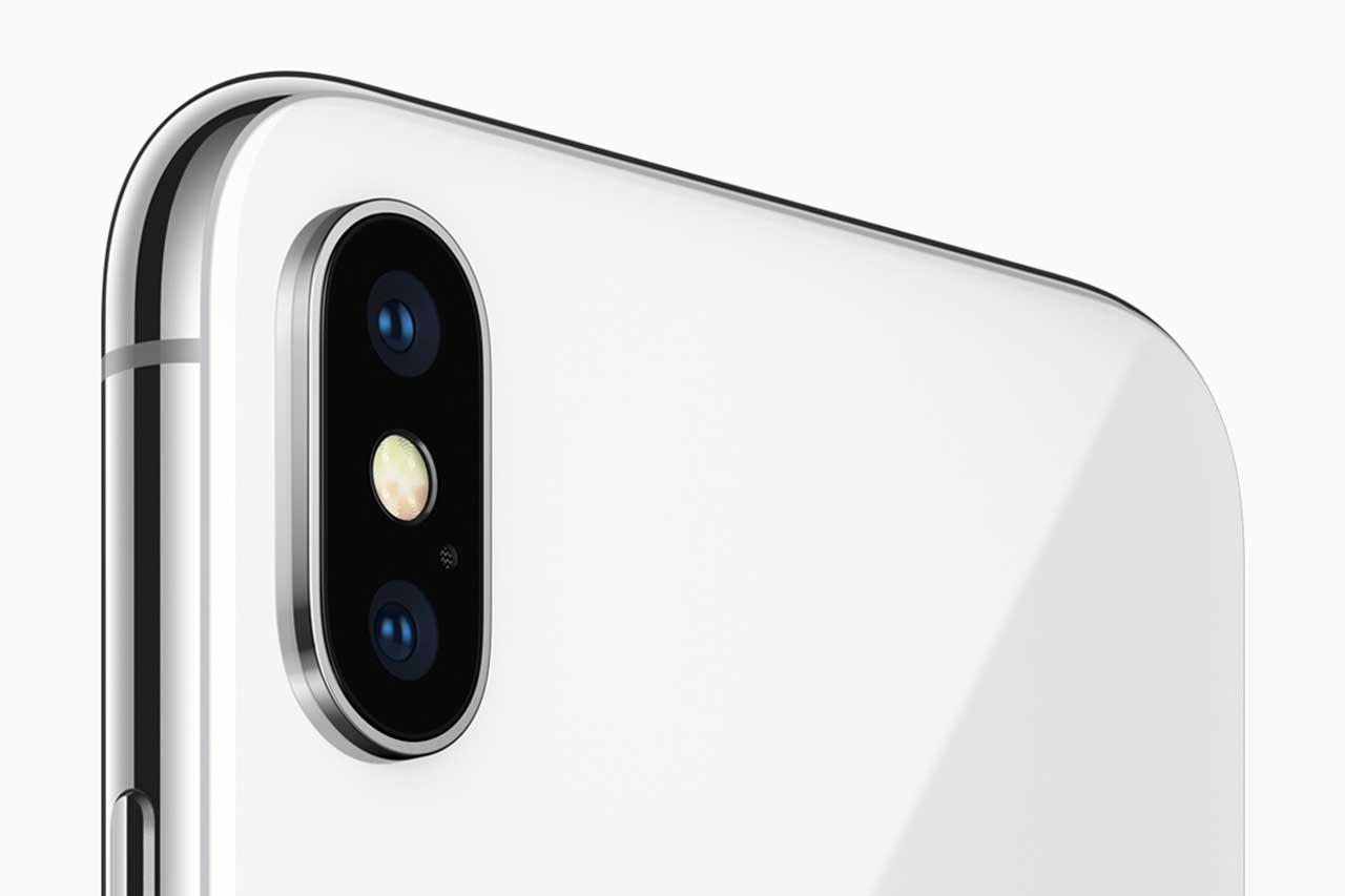 מצלמת האייפון 10 (תמונה באדיבות Apple)