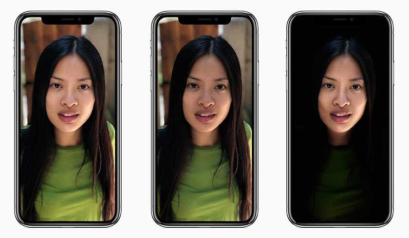 iPhone X (תמונה באדיבות אפל)