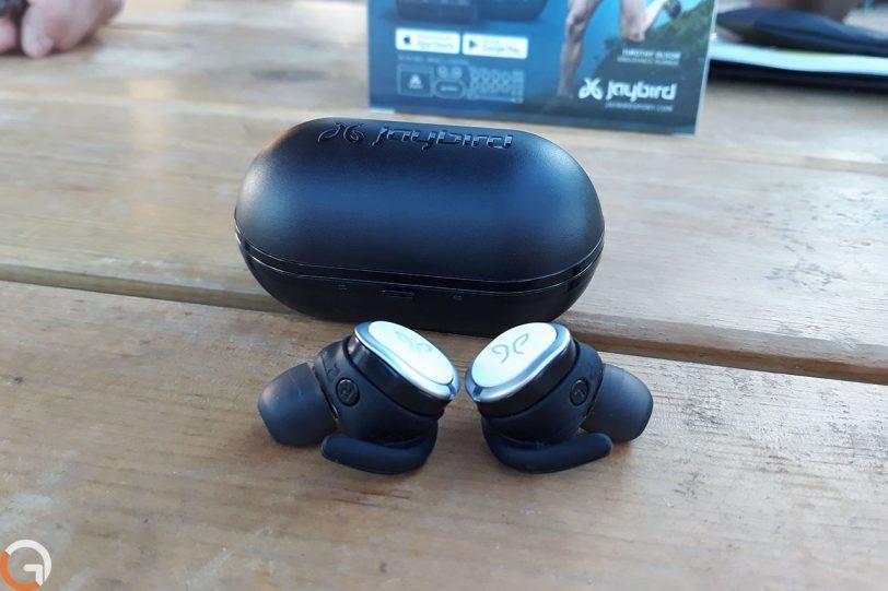 אוזניות Jaybird RUN (צילום: רונן מנדזיצקי, גאדג'טי)