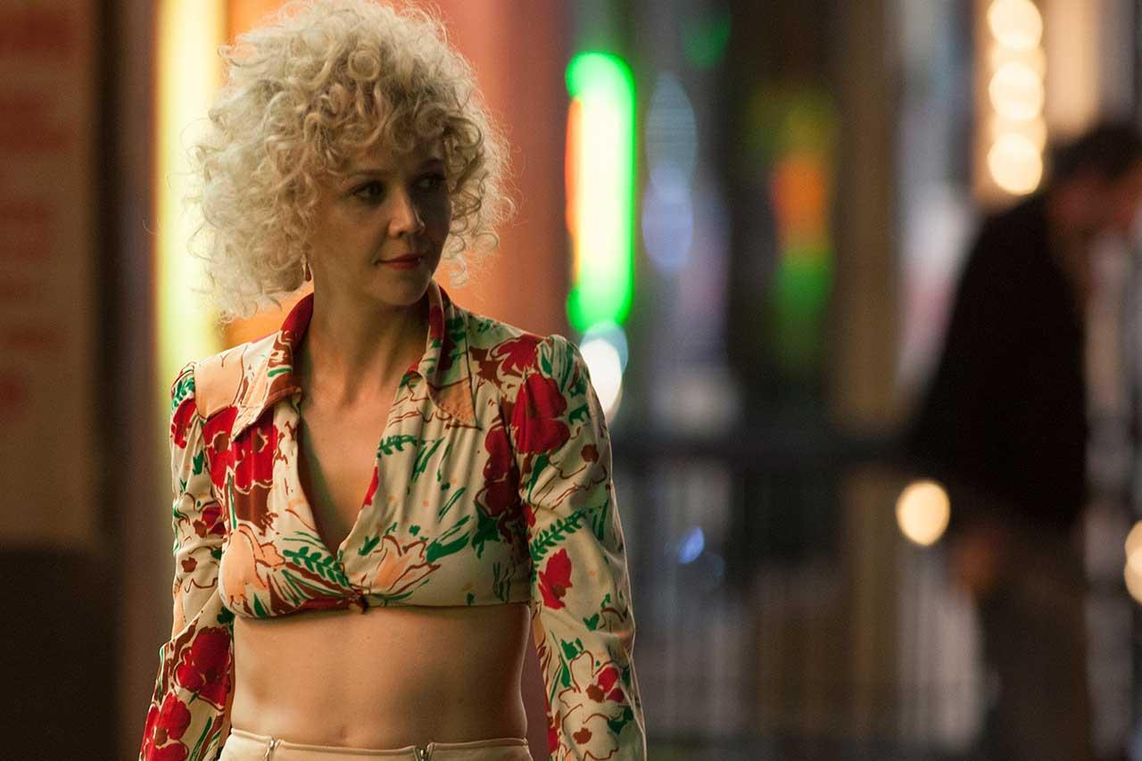 """מגי ג'ילנהול מתוך """"הצמד"""" (תמונה באדיבות HBO)"""