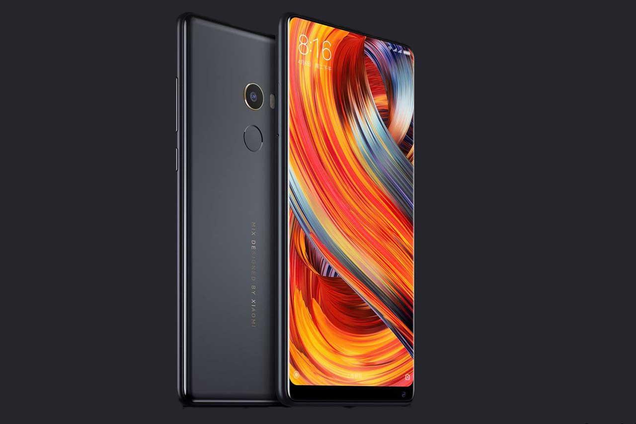סמארטפון Mi Mix 2 (תמונה: Xiaomi)