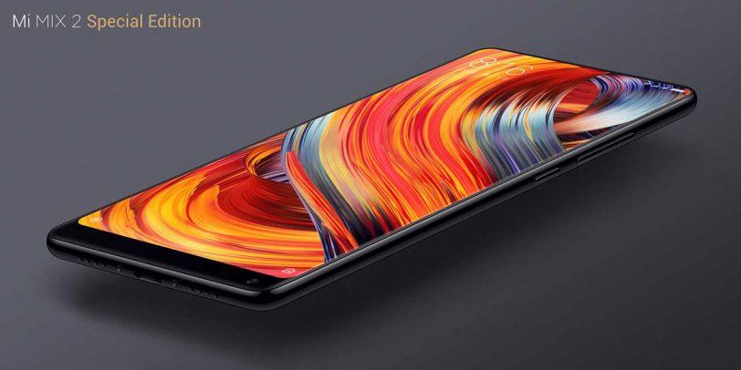 סמארטפון Mi Mix 2 Special Edition (תמונה: Xiaomi)
