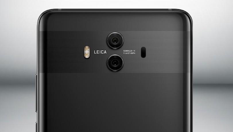 מערך הצילום הכפול ב-Huawei Mate 10