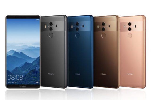 הוכרזו: Huawei Mate 10 ו-Mate 10 Pro – עם מסך FullView נטול שוליים ותג מחיר יוקרתי