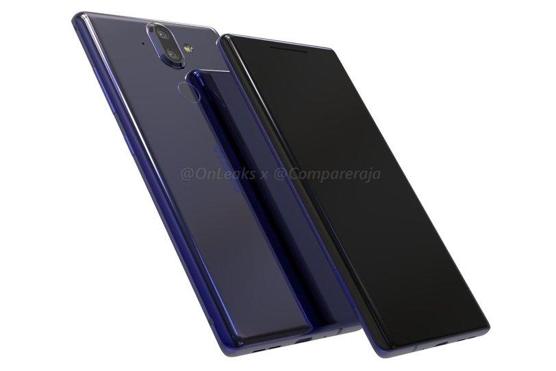 Nokia 9 (הדלפה)