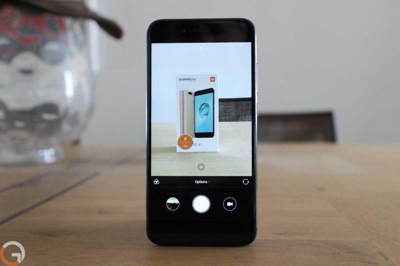 Xiaomi Mi A1 (צילום: רונן מנדזיצקי, גאדג'טי)