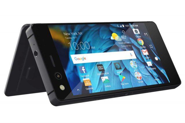 הוכרז: ZTE Axon M – סמארטפון מתקפל עם שני מסכים