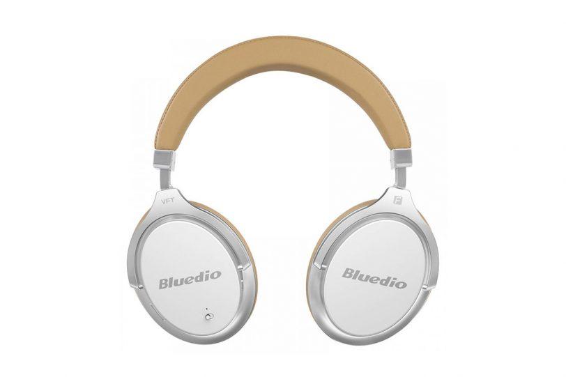 אוזניות Bluedio F2 אלחוטיות עם ביטול רעשים אקטיבי