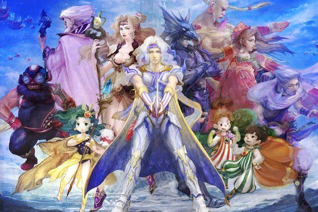 המלצת נוסטלגיה: Final Fantasy IV – הקפיצה של Square להרפתקה גרנדיוזית