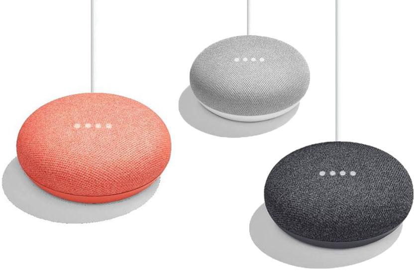 Google Home Mini (הדלפה: droid-life.com)