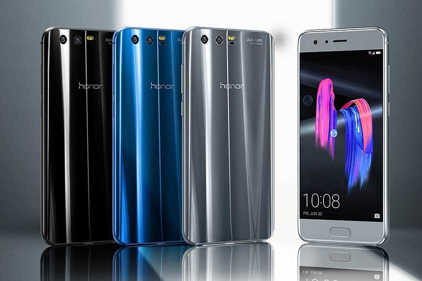 Honor 9 (תמונה: Huawei)