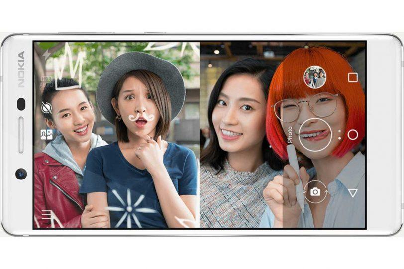 סמארטפון Nokia 7 (תמונה באדיבות HMD Global)