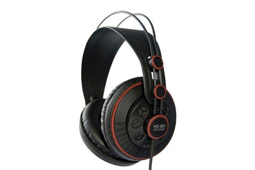 אוזניות Superlux HD681 עם ביטול רעשים