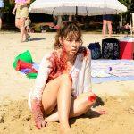 """ג'סיקה בייל מתוך """"החוטאת"""" (תמונה באדיבות USA Network)"""