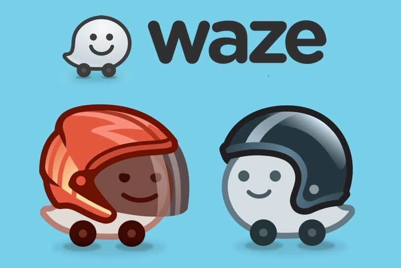 Waze מתעדכנת עם מצב ניווט עבור רוכבי אופנוע