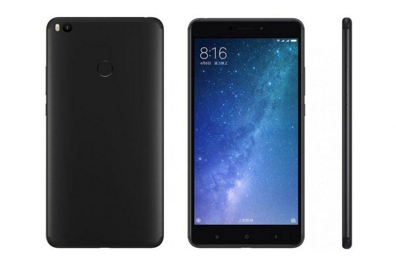 סמארטפון Xiaomi mi max 2