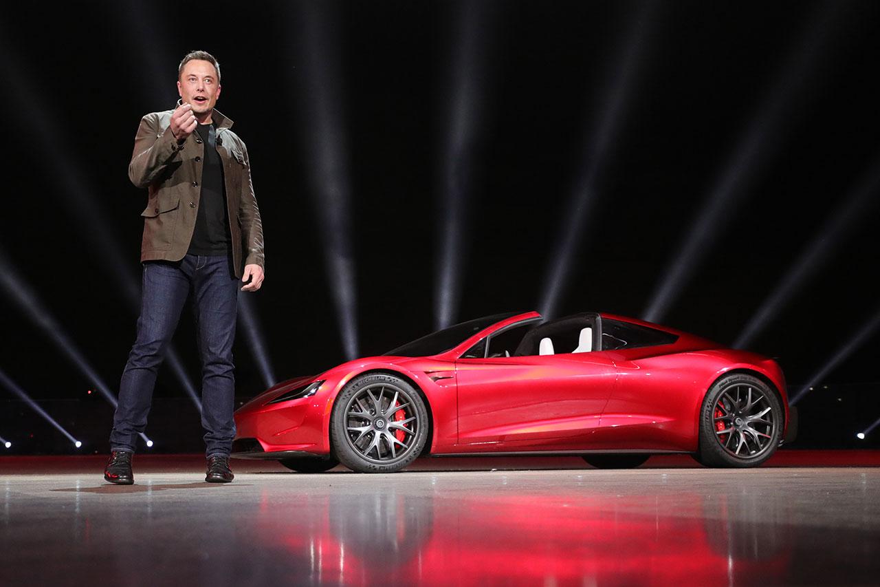 אילון מאסק (תמונה באדיבות Tesla Motors)