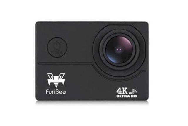 מצלמת אקסטרים FuriBee F60 4K
